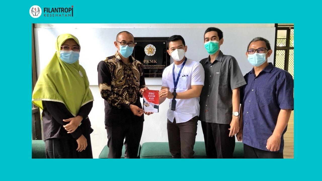 Implementasi Filantropi Kesehatan dalam Social Enterprise: Kunjungan Cita Sehat Foundation ke PKMK FK-KMK UGM