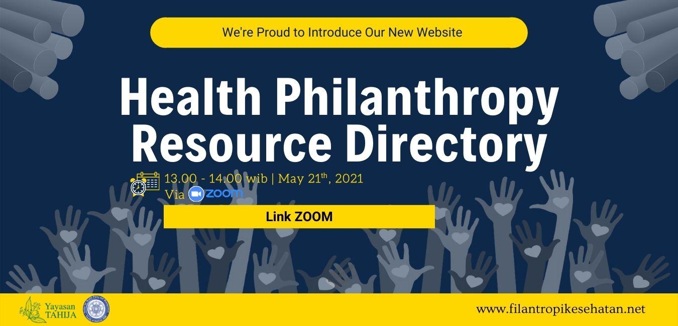 "<span class=""hpt_headertitle"">Sharing Session Klaster Filantropi Kesehatan</span>"