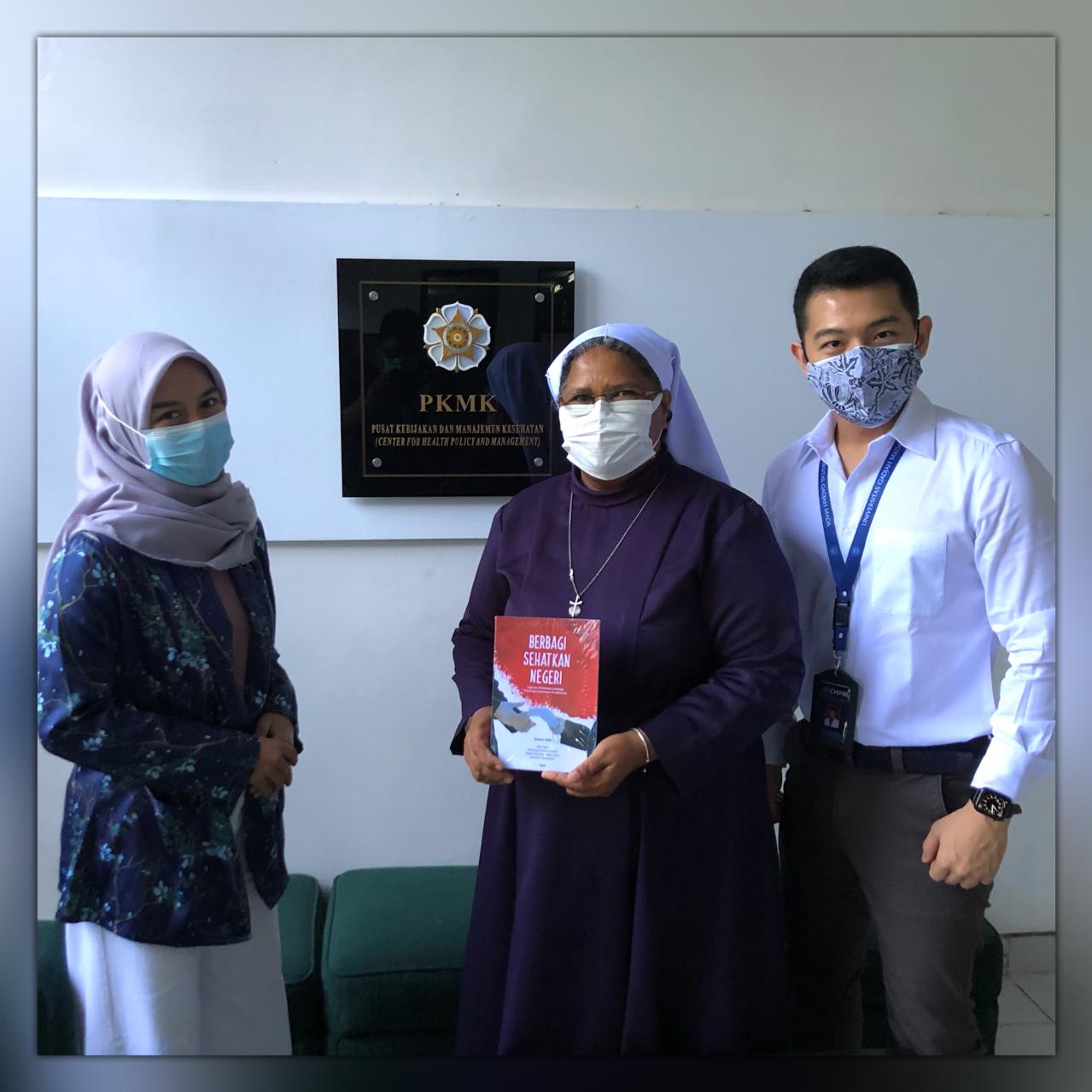 Potensi Filantropi Kesehatan dalam Karya Misi Kesehatan: Kunjungan Superior Jenderal Kongregasi MASF ke PKMK FK-KMK UGM